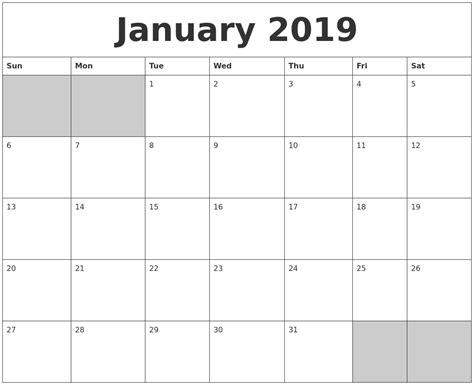 printable monthly calendar 2019 april 2019 word calendar