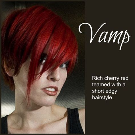 edgy red hairstyles 17 best images about hair colors on pinterest scarlet