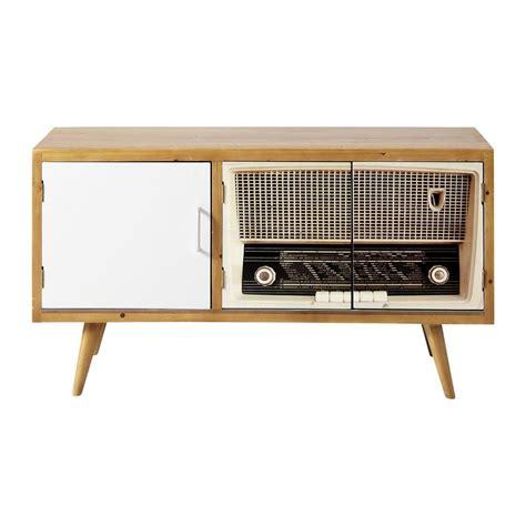 Mobili Simili A Maison Du Monde by Maisons Du Monde Mobile Tv Vintage Fifty S Home Is Not