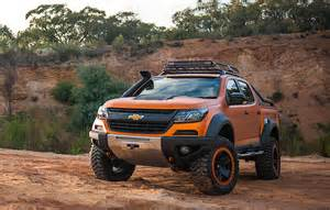 chevy colorado concept the fast truck