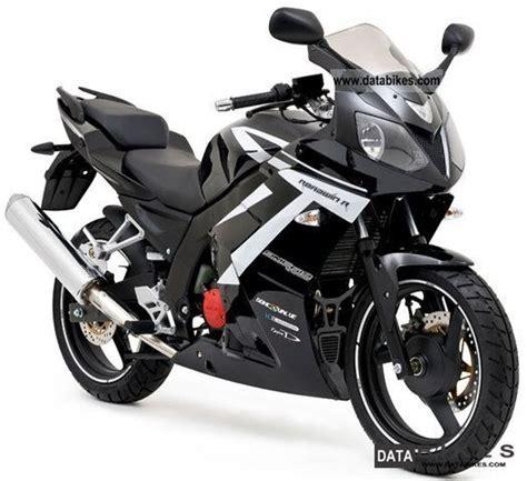 125ccm 11kw Motorrad by 2011 Daelim Roadwin 125 11kw Fi 125cc Motorcycle Sport Black