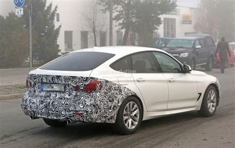 2016 bmw 3 series gt facelift spied it s really coming