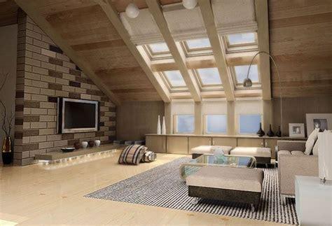 Kleine Dachgeschosswohnung Einrichten by Dachwohnung Einrichten 30 Ideen Zum Inspirieren