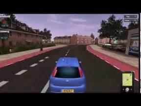 jeu de voiture en ville