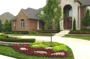 Gravy front yard landscaping ideas for ranch style homes