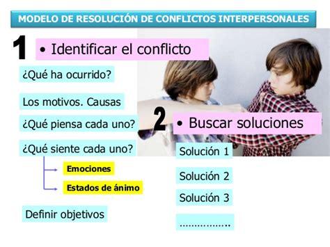 resolucion casos practicos trabajo social convivencia escolar y resoluci 243 n de conflictos