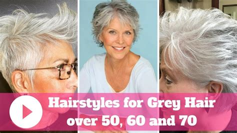 Hairstyles For 70 With Hair 2018 Hairstyles For Grey Hair 50 60 And 70