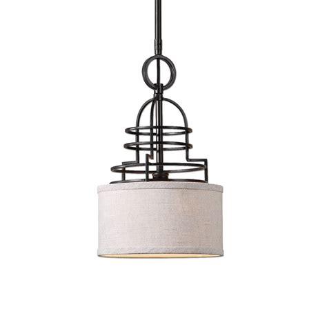 Cupola Lighting cupola 1 light mini drum pendant uvu22054