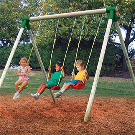 little tikes wooden swing little tikes oslo wooden swing frame buy toys from the