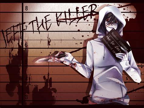 jeff the jeff the killer creepypasta zerochan anime image board