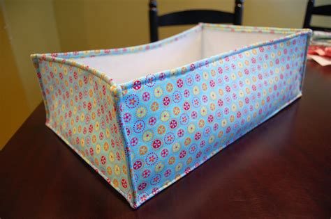 pattern for fabric boxes the audzipan anthology easy fabric box tutorial