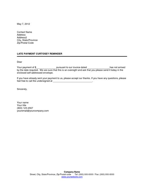 Business Apology Letter For Delay In Payment sle apology letter for delay in payment letter sle
