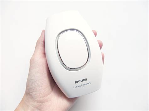 Lu Meja Philips philips lumea review ipl hair removal system