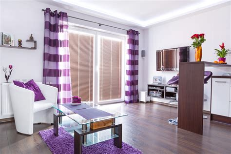 purple home decor ideas home designs