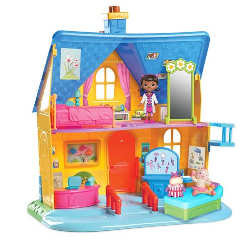 Doc Mcstuffins Clinic Doll House With Doll 40 Off