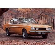 1969 Ford Capri Birth Of An Icon  Evo