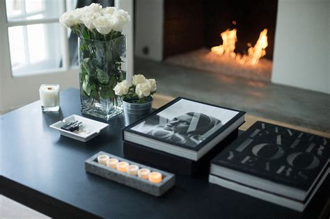 Deco Inspiration Coffee Table Books Kubilay Sakarya Chanel Coffee Table Book