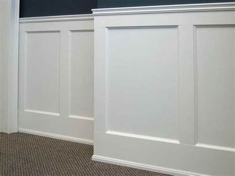 Square Panel Wainscoting 14 Best Images About Wainscoting Trim On