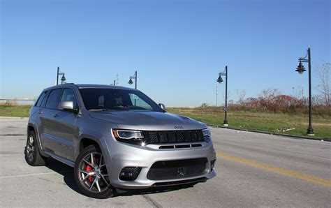 jeep status new jeep grand srt solidifies suv s iconic status