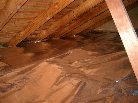 Attic Vapor Barrier - vapour barrier in attic image balcony and attic
