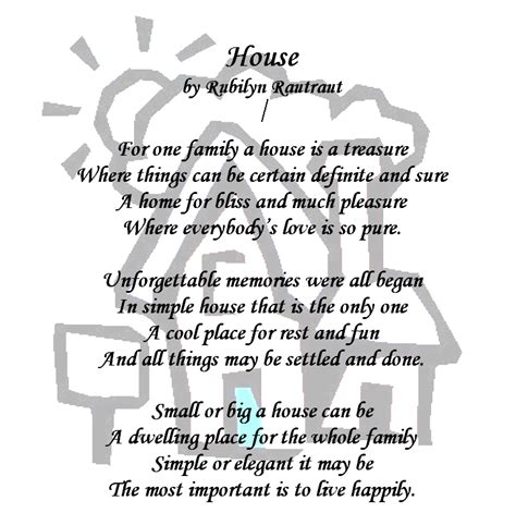 house music poem house poems 28 images poems on welcome friends home just b cause the house on the