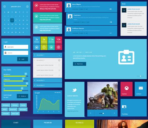 uikit templates 20 free responsive and mobile website templates bittbox