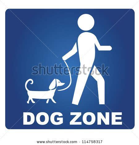 puppy zone zone stock vector