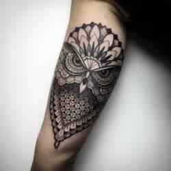 best 25 geometric owl tattoo ideas on pinterest