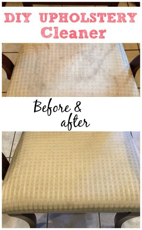Upholstery Stains And Upholstery Cleaner On Pinterest