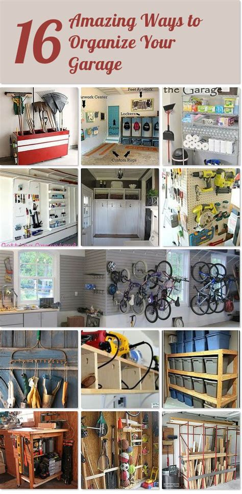 how to organize garage on a budget garage organization tips aimee l s clipboard on