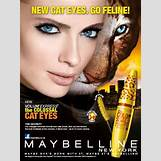 Loreal Mascara Ads | 373 x 500 jpeg 52kB