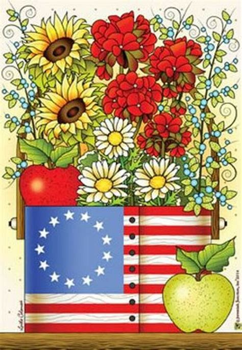 country blessings large decorative garden flag yard art