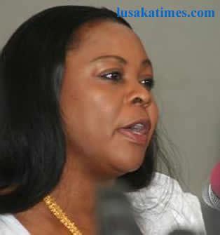 zambia : maureen mwanawasa to contest the 2016