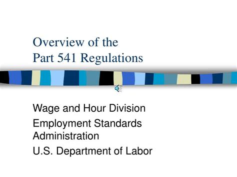 ppt fair labor standards act flsa powerpoint