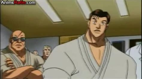 anime baki the grappler season 2 baki the grappler season 2 episode 4