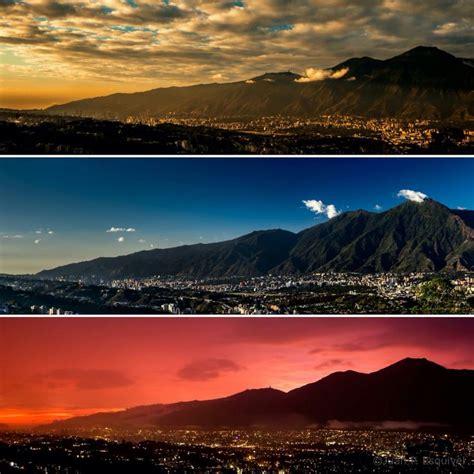 imagenes tricolor venezuela varias fotos de caracas con el avilal amanecer mediodia y
