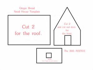 Printable Gingerbread House Template by 11 Gingerbread House Templates Free Pdf Document