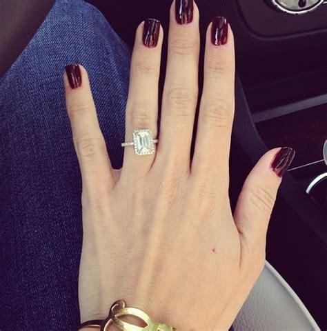 emily maynard engagement ring random lovelies