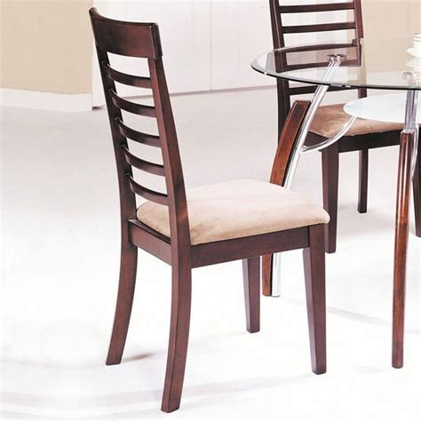Acme Dining Chairs Acme Furniture Martini 08187 Contemporary Dining Side Chair Sol Furniture Dining Side Chair