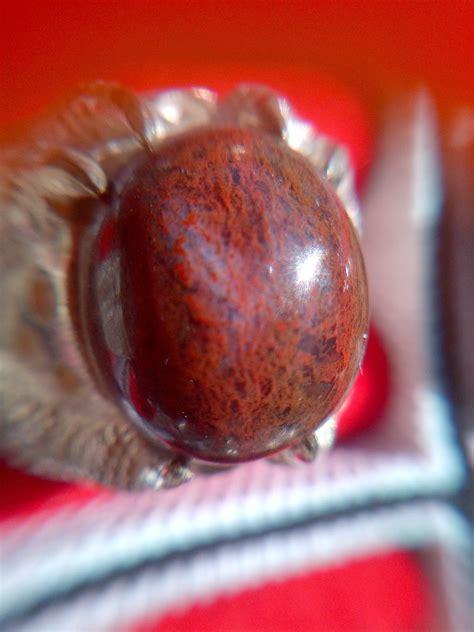 Batu Badar Asam koleksi batu cincin keren
