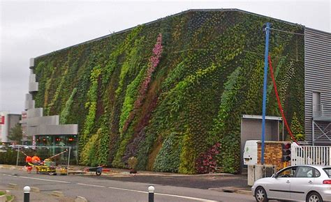 the vertical garden the of organic architecture