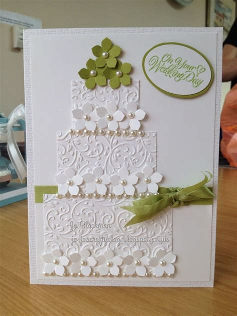 Handmade Cards Stin Up - best 25 wedding cards handmade ideas on