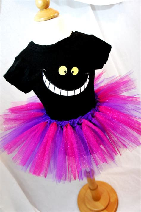 Cat Set T Shirt And Dress cheshire cat tutu and set adults by tullelipsandties