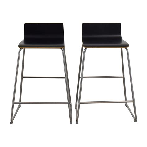 Ikea Bar Stool by Black Wooden Bar Stools Ikea Tyres2c