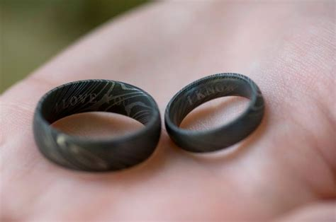 nerdy wedding rings are we doing it right imgur