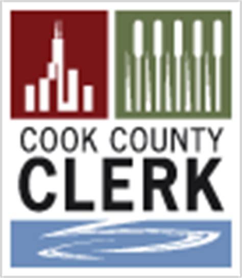 Cook County Vital Records Certificates Commemorative Certificates