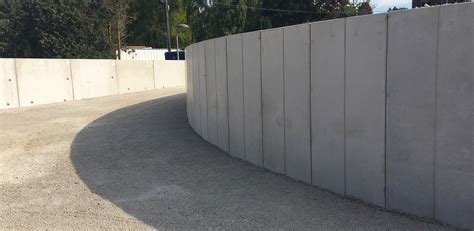 Retaining Wall Products by Cbs Concrete Products Precast Concrete Retaining Walls