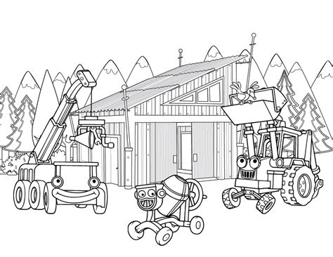 Building Construction Coloring Pages construction coloring pages building sheet ideas for