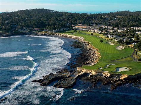 pebble beach why pebble beach is america s most intimidating golf
