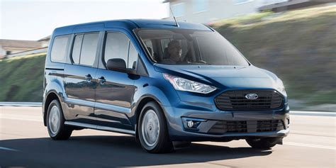 2019 Ford Transit by 2019 Ford Transit Connect Vehicles On Display
